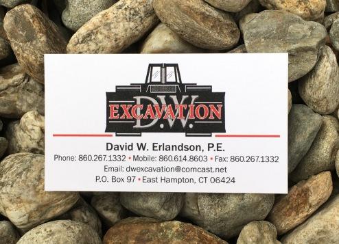 Dave's Card